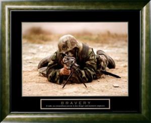 ... world culture 11495 home motivational bravery bravery machine gunner