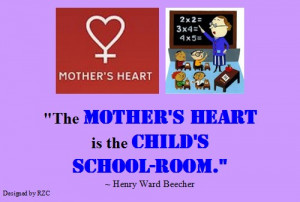Mother Quotes & Sayings: Quote by Henry Ward Beecher: