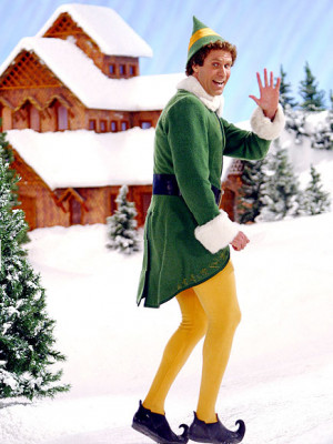 Tight squeeze! Why Will Ferrell won't fit an Elf sequel into his ...