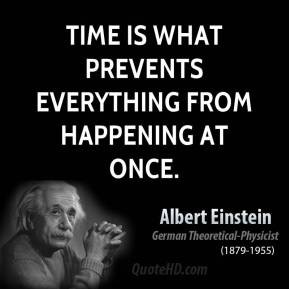 albert-einstein-physicist-time-is-what-prevents-everything-from ...