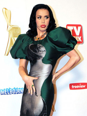 Katy Perry Would Pop Russell Brand's Kids Out