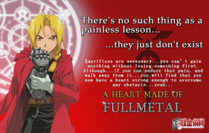 Edward Elric: Painless Lessons by mickeyelric11