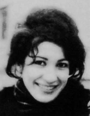 Forough Farrokhzad (1935-1967)