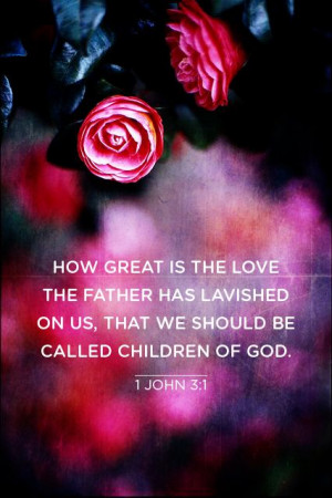Day 81 Christian Quotes - God's Love