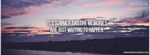 Summer Memories Cover Comments