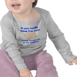Baby SAYINGS T-shirt