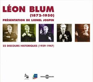 LEON BLUM PRESENTE PAR LIONEL JOSPIN