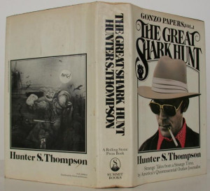 Thompson, Hunter S. Books