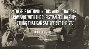 John D Rockefeller Quotes
