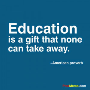 Education Quotes