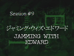 Jamming With Edward - Cowboy Bebop Wiki