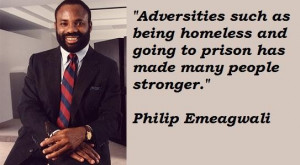 Philip emeagwali famous quotes 2