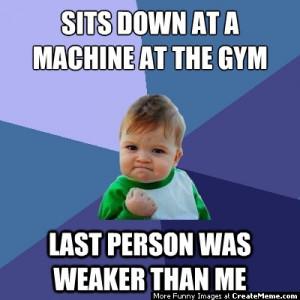 TOPIC: The Gym MEME Thread!