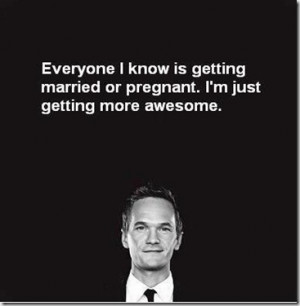 ... getting pregnant (I hope). But I'm also not feeling more awesome