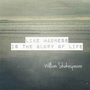 Shakespeare Quotes (Quotes About Moving On) 0250 4