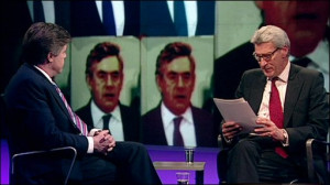 Jeremy Paxman apology on Newsnight for Rawnsley quote