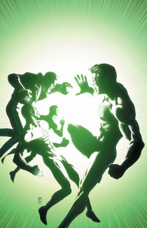 green lantern comic quotes