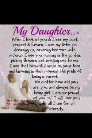 Quotes About Wonderful Daughters | Pin it Like Image