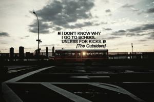 The Outsiders Book Quotes #the outsiders #book #quotes