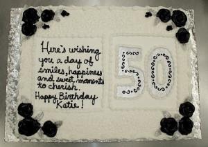 50th Birthday Cake Ideas   50th Birthday Cake Sayings
