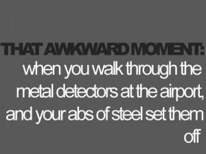 Runner Things #1081: That awkward moment
