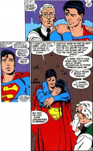 superman comic quotes