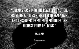 Go Back > Gallery For > Quotes About Dreams And Reality