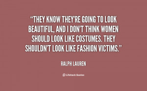 ralph lauren quotes and sayings