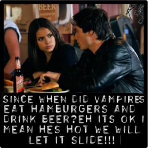 funny vampire diaries quotes polyvore pictures