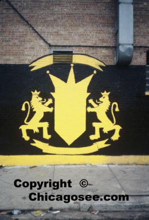 Latin Kings Gang Graffiti