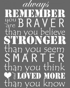 ... pooh quote: Pooh Quotes, Etsy, Quotes About Girls, Quotes Sayings
