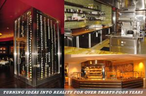 Food Service Interior Design