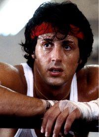 ... my wife at home: Yo, Adrian! I DID IT! Rocky Balboa Rocky Balboa More
