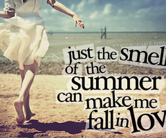 Dear Summer, I miss you.