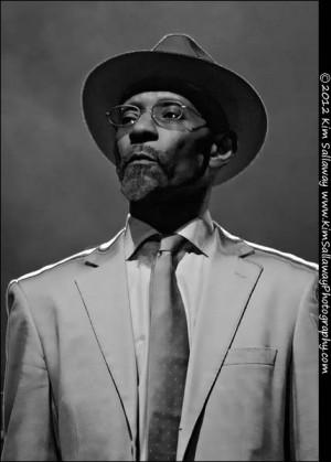 Linton Kwesi Johnston w Dennis Bovelle Dub Band