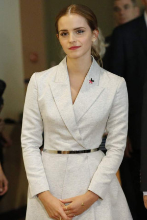 ... Grows From Child Star To Powerful Feminist In Inspiring UN Speech