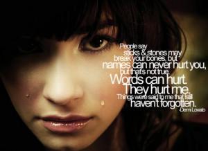 bullying #demilovato #demi #lovato #quote