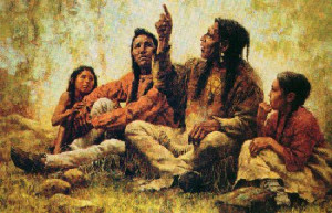 ... life so that when you die, the world cries and you rejoice. - Cherokee