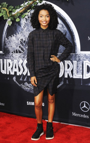 Yara Shahidi Picture 33 The Premiere of Universal Pictures 39 Jurassic