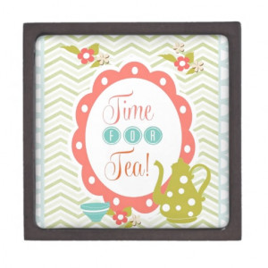 Time For Tea Party Quotes by Enchanting Quotes Premium Gift Boxes
