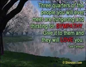 Sympathy quotes 05