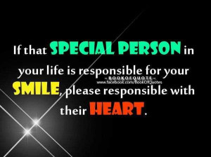 If That Special Person Inspirational Life Quotes