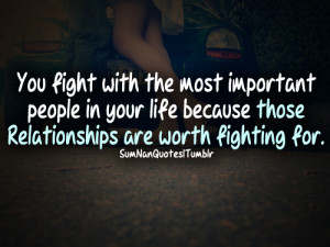 couple, fight, fighting, friends, girl, guy, important, life, love ...