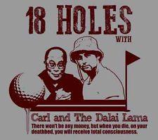 Caddyshack 2 Bushwood Country Club PGA The Masters Golf US Open ball T ...