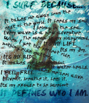 Quotes About Life Surfing Quotes And Sayings Surfing Quotes Tumblr