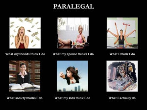 paralegal - perfect depiction!