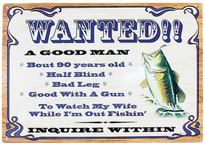 Wanted Good Man