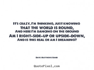 Crazy Thinking Just Knowing
