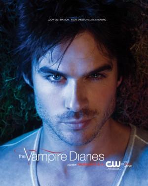 Ian Somerhalder Vampire Diaries Poster Novo Poster Promocional