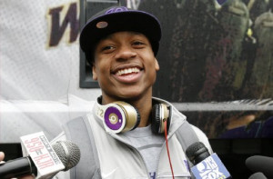 Isaiah Thomas wins top prize at UW team banquet